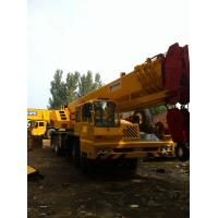 Buy cheap used tadano cranes,used japan truck cranes,65t cranes from wholesalers