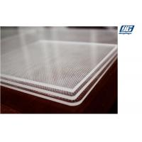 Quality High Balance Laser Engraving Glass Light Guide Plate for sale