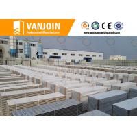 Quality Lightweight Fireproof  Insulated Sandwich Wall Panels For Room Partition for sale