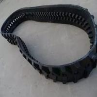 Anti-Vibration Rubber Track 300*52.5W*84 with Iron Core for Caterpillar 303cr/303.5 Excavator Machine Use