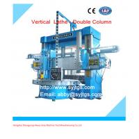 Quality China double column Vertical Turret Lathe for sale with best price in stock for sale