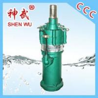 China submersible water fountain pump QY oil filled submersible pump on sale