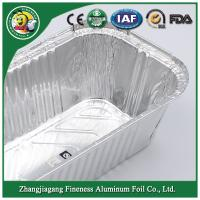 Quality Disposable aluminum foil containers  for cakeand  bbq packaging for sale