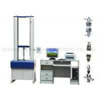 Quality 0.01mm Stroke Resolution Universal Tensile Testing Machine Automatic Magnification for sale
