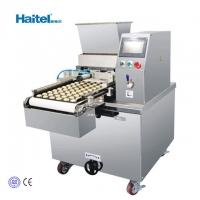 Quality HTL-420 Manufacturing Automatic Fortune Cookies Biscuit Making Machine Production Line for sale