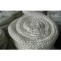Quality Flexible Fiberglass Thermal Insulation Rope , Electric insulation for sale