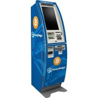 Cryptocurrency Two Way Bitcoin ATM Machine For Currency Exchange Cash Recycler Available