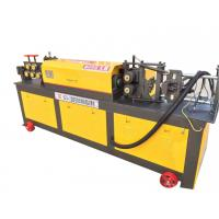 Quality Damage Proof Rebar Processing Equipment Straightener With CNC Operating System for sale