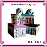 China Custom craft & gift paper box, fancy printing cardboard paper gift box ME-TB037 on sale