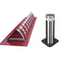 Buy cheap Durable Security Road Blocker , Low Noise Hydraulic Security Barriers from wholesalers