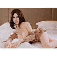 Quality Factory direct sale 165cm big boobs real silicone women sex doll for sex shop wholesale solid sex doll for sale
