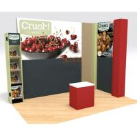 Quality Black MDF Retail POS Displays for sale