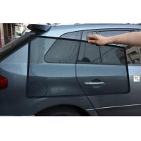 Quality UV Block Polyester Material Car Window Sunshade On Koleos Car Two Pieces Rear for sale