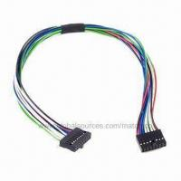 China Wire Cable Connector with Color Code Housing Plug for Radio Speaker Adapter on sale
