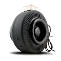 China Ceiling Mounted Hydroponics System Inline Duct Fan 4 Inch With External Rotor Motor on sale