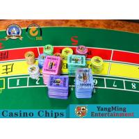 Manufacturer Custom RFID Chip Poker Club VIP Clay Texas Chip Independent for sale