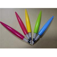 Quality PP Plastic Liquid Eyeliner Pencil Packaging Any Color Chili Shape 125.3 * 8.7mm for sale