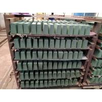 Quality Electro Fuesed Refractory Material Magnesite Chrome Brick For Copper Smelting for sale