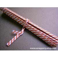 Quality Paper/plastic  twist ties for sale