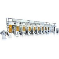 Quality Heavy Duty Rotogravure Printing Press for sale