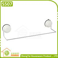 Quality Factory Supplier Good Quality Electroplate Wall Mounted Bathroom Towel Rack for sale