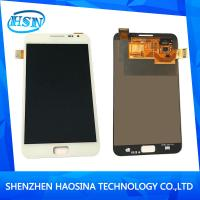 China Mobile Phone LCDS Screen For Samsung Galaxy Note 1 LCD Display Digitizer Assembly With Frame Factory Wholesale Price on sale