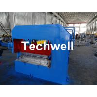 Quality PLC Frequency Control Metal Roof Bending Machine To Curve Roof Panel With Adjustable Speed for sale