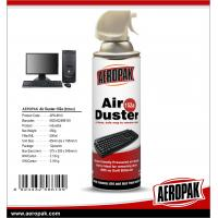 China Air Duster Spray For Computer Compressed Spray Cleaner 134a 152a on sale