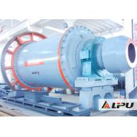 Quality Low Electric Power Consumption Mining Ball Mill In Tantalum Ore 110KW for sale