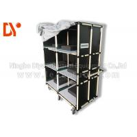 Aluminium Profile Tote Cart Turnover Trolley Anti - Rust Robust Design
