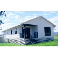 Buy cheap Standard Mobile Sandwich Panel Prefab House Made Small Worker Camp Houses from wholesalers