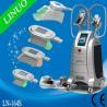 Buy cheap ETG50-4S 4 cryo handles Fat Freeze Cryolipolysis Machine from wholesalers
