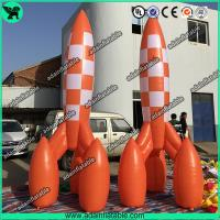 Quality Inflatable Rocket For Space Events for sale