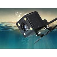 Quality Mini Vehicle Rear View Camera 120-170 Degree View Angle HD CCD Chip 7 Watt 12V for sale