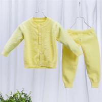 China Plain Newborn Baby Sweater Sets , Easy Wash Crochet Baby Sweater Sets on sale