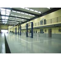 Quality Modern Pre Engineered Metal Buildings / Portal Steel Frame Structure for sale