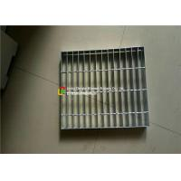 Quality Silver White Metal Mesh Grate , Stainless Steel Metal Catwalk Flooring for sale