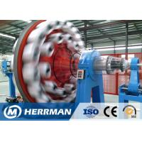 China Industrial RTP Pipe Making Machine Polyester Filament Yarn Winding Machine 60r / Min on sale