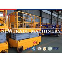 Buy cheap Good After Service For Mobile Hydraulic Lifting Platform With ISO90001 / CE Certification from Wholesalers