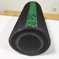 Quality 76mm Dry Cement Hose / Materials Transfer Hose Aging Abrasion Resistant for sale
