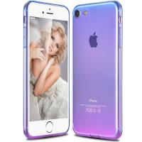 Lightweight Crystal Clear Apple Cell Phone Cases Iphone Protective Cover