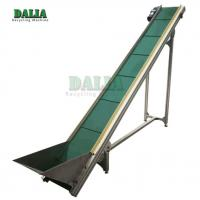 Buy cheap Top Grade Copper Wire Recycling Machine Feeding Conveyor Belt Lifelong from wholesalers