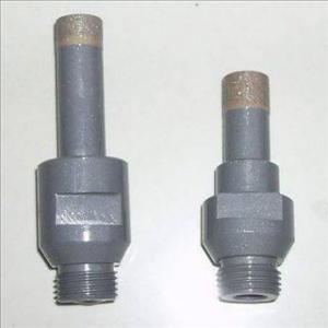 China diamond drill bit/glass diamond core drill bit/metal bond diamond drill on sale