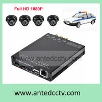 4ch Hd 1080p Mobile Dvr For Bus Taxi Truck Vans Police