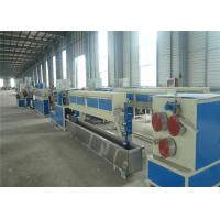 China Low Noise Pet Strap Extrusion Line For Packing , Automatic Strapping Machine on sale