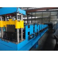 Quality Roof Cable Tray Roll Forming Machine , Wall Panel Roll Forming Machine By Chain for sale