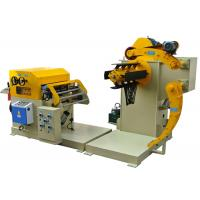 Quality 16m/min 2 In 1 Sheet Metal Decoiler And Straightening Leveling Machine for sale