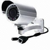 Quality Waterproof IP Camera with 1,280 x 720 at 720P Night Vision and Wi-Fi/802.11b/g for sale