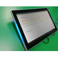 China Android Based LED Light Indicator POE Touch Screen Wall Mount 10 Inch Kiosk Panel PC for sale