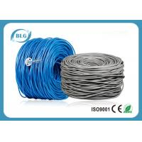 Quality 500/1000FT Cat6 Utp Network Cable Pure Bare Copper CM CMX Unshielded UTP Cabling for sale